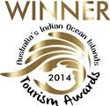 Australia's Indian Ocean Islands Tourism Award 2014