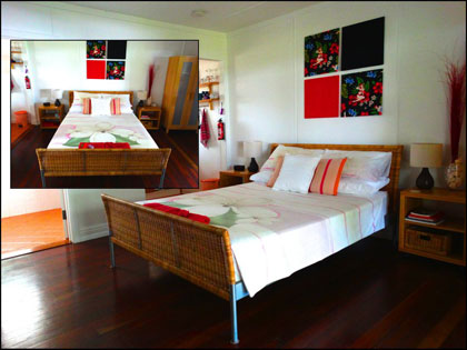 Double Room at Cocos Seaview Accommodation