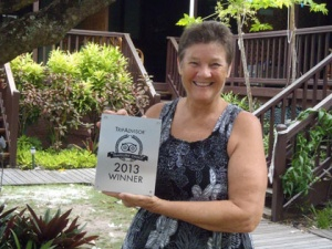 Susan Marshall, Cocos Seaview Manager