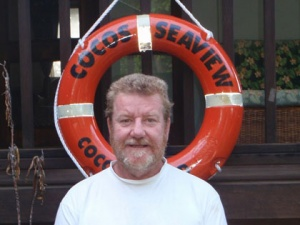 Ray Marshall, Cocos Seaview Manager